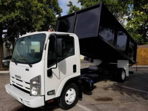 2013 Isuzu NPR-HD for sale at Transportation Marketplace in West Palm Beach FL