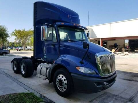 2014 International ProStar+ for sale at Transportation Marketplace in West Palm Beach FL