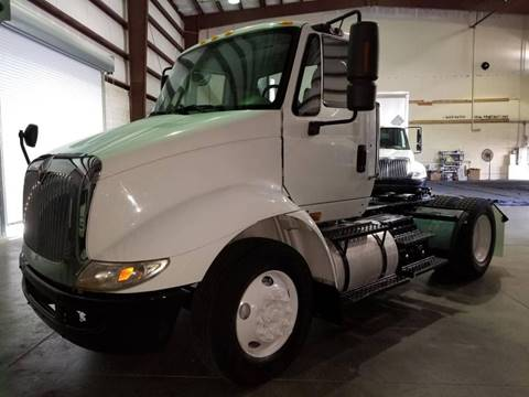 2011 International TranStar 8600 for sale in West Palm Beach, FL