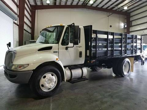 2013 International DuraStar 4300 for sale in West Palm Beach, FL