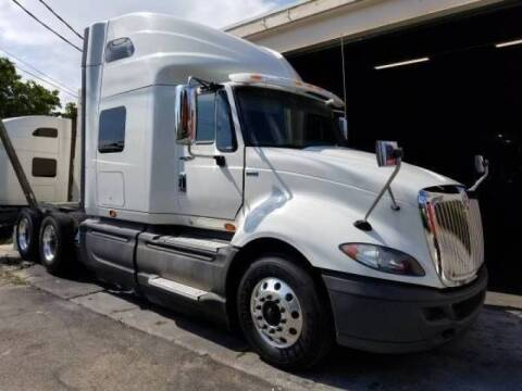 2014 International ProStar for sale at Transportation Marketplace in West Palm Beach FL