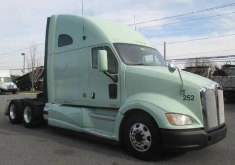 2012 Kenworth T700 for sale at Transportation Marketplace in West Palm Beach FL