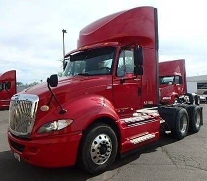 2012 International ProStar+ for sale in West Palm Beach, FL