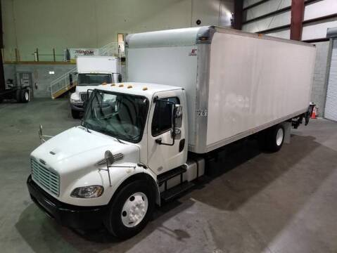 2013 Freightliner Business class M2 for sale at Transportation Marketplace in West Palm Beach FL