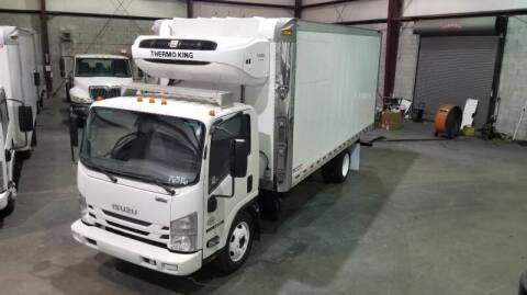 2016 Isuzu NRR for sale at Transportation Marketplace in West Palm Beach FL