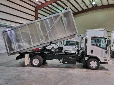 2012 Isuzu NPR-HD for sale at Transportation Marketplace in West Palm Beach FL