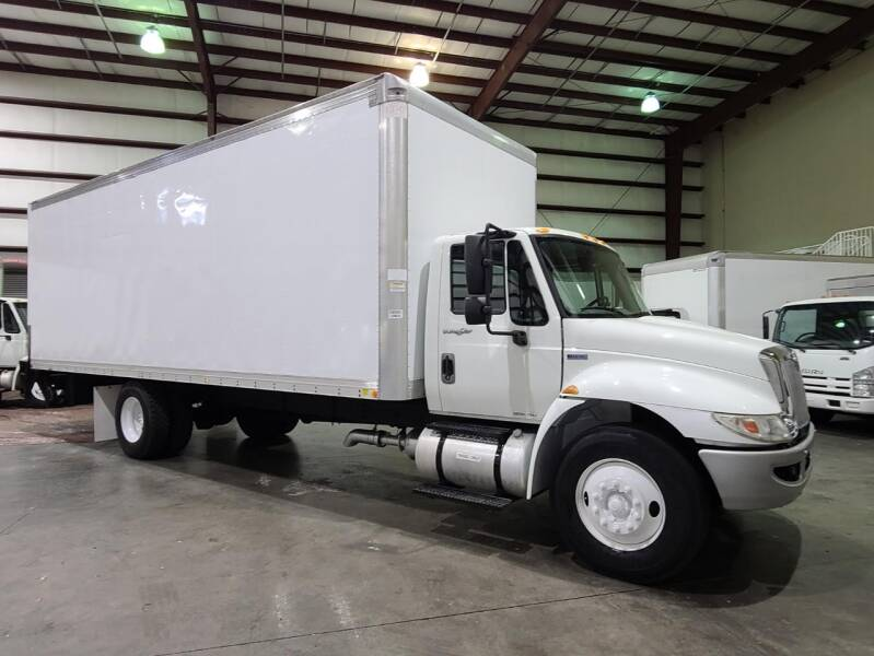 2013 International DuraStar 4300 for sale at Transportation Marketplace in West Palm Beach FL