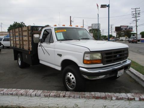 1996 Ford F-450 for sale in South El Monte, CA