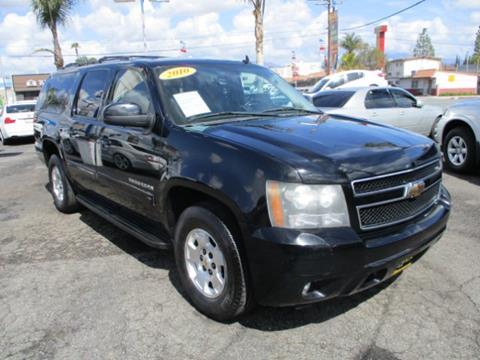 2010 Chevrolet Suburban for sale in South El Monte, CA