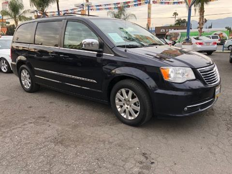 2011 Chrysler Town and Country for sale in South El Monte, CA