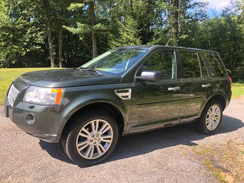 2009 Land Rover LR2 for sale in Manchester, NH
