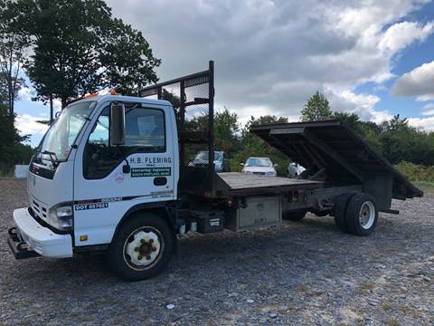 2007 GMC W5500 for sale at Amherst Street Auto in Manchester NH