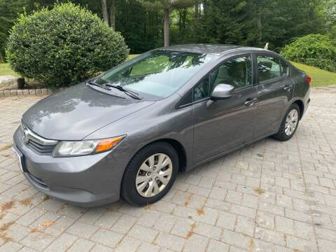 2012 Honda Civic for sale at Amherst Street Auto in Manchester NH