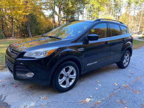 2014 Ford Escape for sale at Amherst Street Auto in Manchester NH