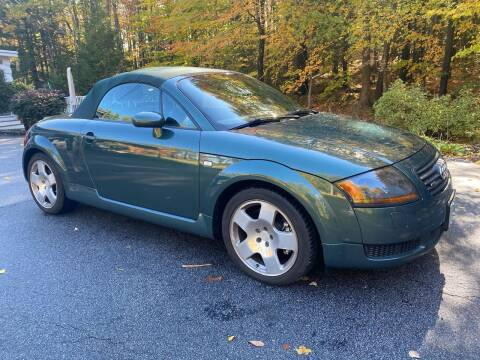 2001 Audi TT for sale at Amherst Street Auto in Manchester NH