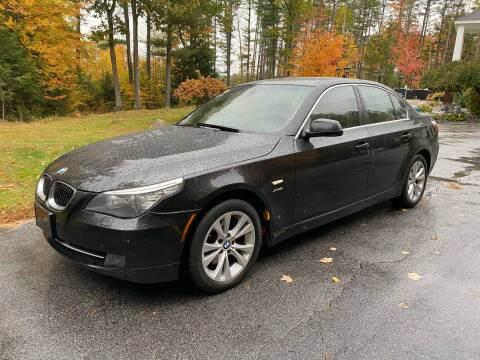 2010 BMW 5 Series for sale at Amherst Street Auto in Manchester NH