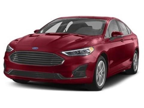 2019 Ford Fusion for sale in Richmond, MO