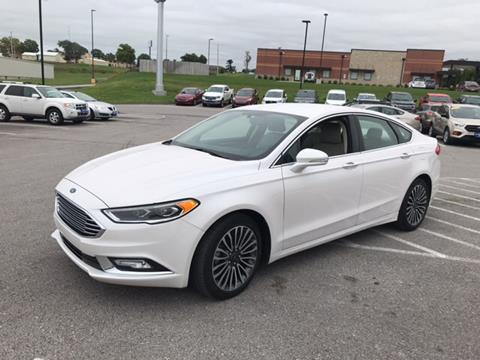 2017 Ford Fusion for sale in Richmond, MO