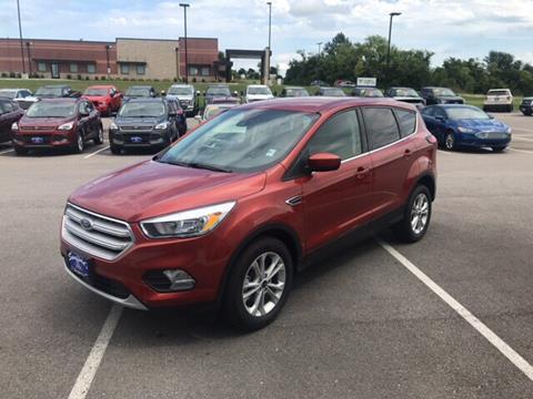 2019 Ford Escape for sale in Richmond, MO