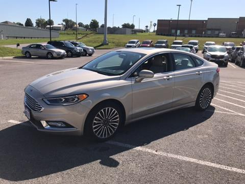 2018 Ford Fusion for sale in Richmond, MO