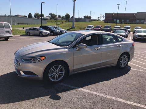 2018 Ford Fusion Hybrid for sale in Richmond, MO