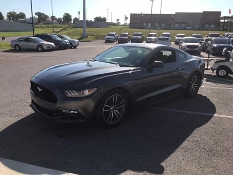 2017 Ford Mustang for sale in Richmond, MO