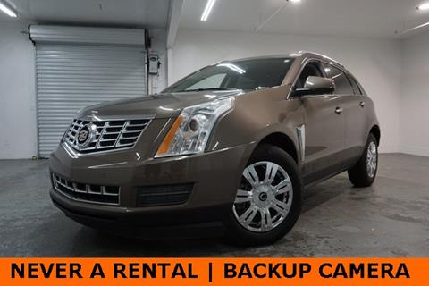 2015 Cadillac SRX for sale in Duluth, GA