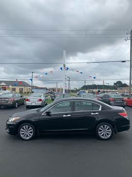2011 Honda Accord for sale in Greenville, NC