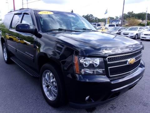 2013 Chevrolet Suburban for sale in Kinston, NC