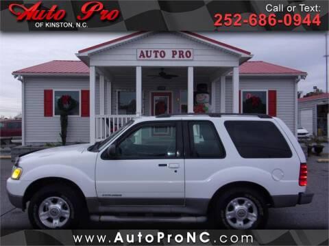 2001 Ford Explorer Sport for sale in Kinston, NC