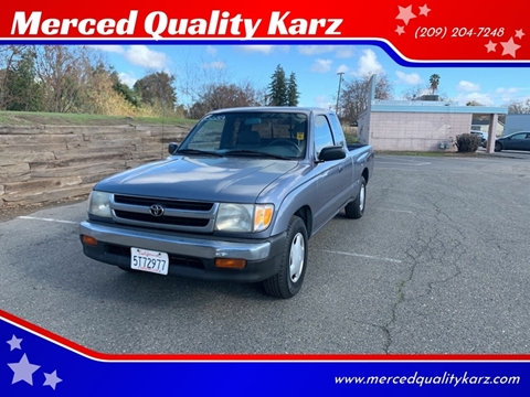 1998 Toyota Tacoma for sale in Merced, CA