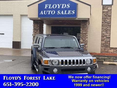 2008 HUMMER H3 for sale in Forest Lake, MN