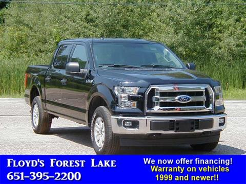 2017 Ford F-150 for sale in Forest Lake, MN