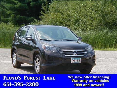 2014 Honda CR-V for sale in Forest Lake, MN