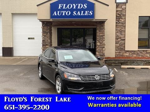 Vw Dealership Mn >> Volkswagen For Sale In Forest Lake Mn Floyd S Auto Sales