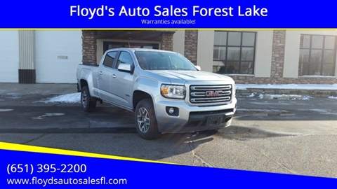 2015 GMC Canyon for sale in Forest Lake, MN