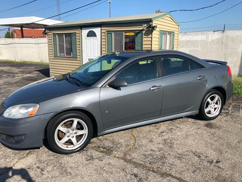 2009 Pontiac G6 for sale in Columbus, IN