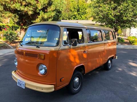 1978 Volkswagen Bus for sale in La Habra, CA