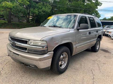 2000 Chevrolet Tahoe for sale in Elgin, IL