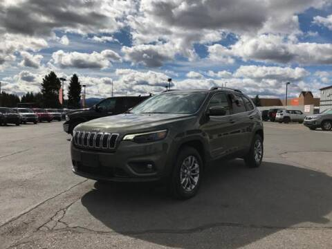 2020 Jeep Cherokee Latitude Plus for sale at Butte Dodge in Butte MT