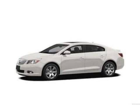 2013 Buick LaCrosse Leather for sale at Butte Dodge in Butte MT