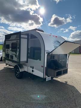 2017 Winnebago Wd170k for sale in Greenville, MI