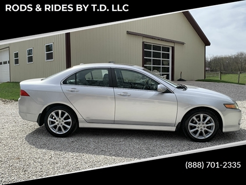 2008 Acura TSX for sale in Defiance, MO