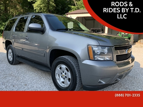 2009 Chevrolet Tahoe for sale in Defiance, MO