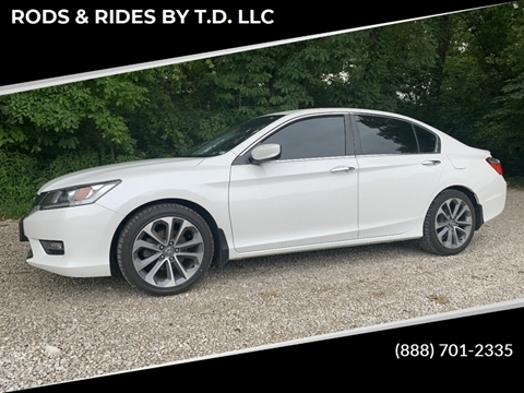 2014 Honda Accord for sale in Defiance, MO