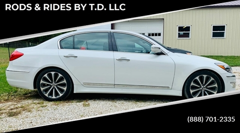2013 Hyundai Genesis for sale in Defiance, MO