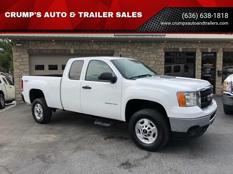 2013 GMC Sierra 2500HD for sale in Crystal City, MO