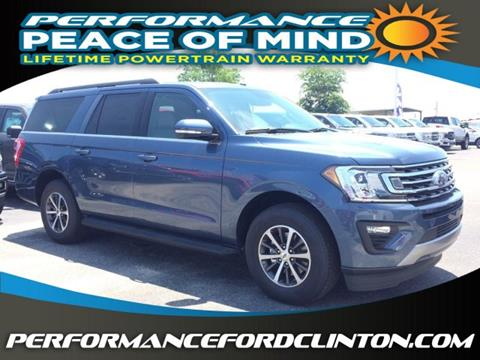2018 Ford Expedition MAX for sale in Clinton, NC
