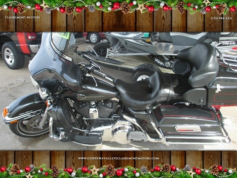 2008 Harley-Davidson Ultra Classic Electra Glide for sale in Eau Claire, WI