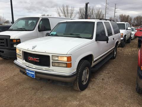 1999 GMC Suburban for sale in Tea, SD